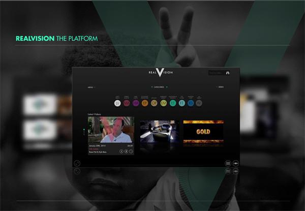 Real Vision TV Slide 12